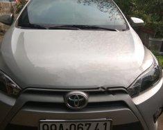 Bán Toyota Yaris 1.3E sản xuất 2015, màu bạc, xe nhập, 539 triệu giá 539 triệu tại Thái Nguyên