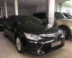 Bán Toyota Camry 2.0E sản xuất 2017, màu đen giá 975 triệu tại Hà Nội
