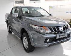 Khuyến mãi tháng 3 xe bán tải Mitsubishi Triton giá 575 triệu tại Tp.HCM