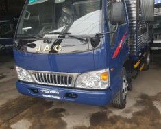 Công ty bán xe tải Jac 2.4 tấn/2T4 trả góp tại TPHCM giá 315 triệu tại Đồng Nai