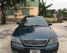 Bán Ford Mondeo đời 2003, màu xanh lam, nhập khẩu   giá 165 triệu tại Nghệ An
