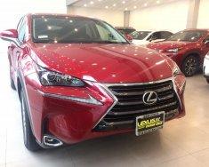 Cần bán xe Lexus NX 200t đời 2016, màu đỏ, xe nhập giá 2 tỷ 499 tr tại Hà Nội