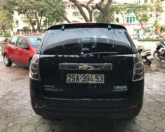 Chính chủ bán xe Chevrolet Captiva 2.4AT năm 2011, màu đen giá 350 triệu tại Hà Nội