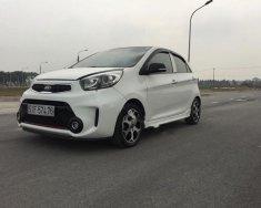Bán Kia Morning Si AT sản xuất 2015, màu trắng giá 346 triệu tại Hà Nội