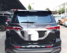 Bán Toyota Fortuner 2.7V 4x2 AT đời 2017, màu đen, nhập khẩu giá 1 tỷ 285 tr tại Tp.HCM