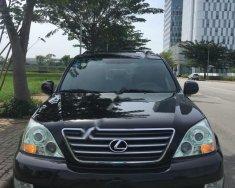 Bán Lexus GX 470 đời 2007, màu đen, nhập khẩu giá 1 tỷ 450 tr tại Tp.HCM