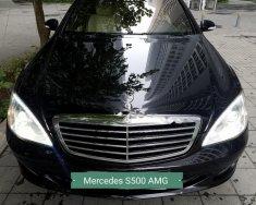 Bán Mercedes S500 sản xuất 2007, màu đen, nhập khẩu giá 920 triệu tại Hà Nội