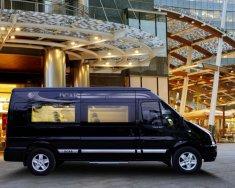 Bán Ford Transit cải tạo Limosine cao cấp 10 chỗ đời 2018, màu đen giá 999 triệu tại Tp.HCM