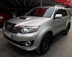 Cần bán Toyota Fortuner 2.5G 4x2MT sản xuất 2016, màu đen, giá chỉ 940 triệu giá 940 triệu tại Hà Nội