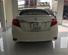Bán Toyota Vios 1.5E CVT đời 2016, màu trắng   giá 510 triệu tại Tp.HCM