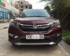 Bán Honda CR V 2.0 AT năm 2016, màu đỏ chính chủ, giá 982tr giá 982 triệu tại Hà Nội
