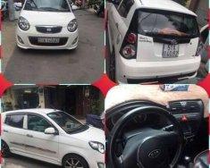Cần bán lại xe Kia Morning năm 2011, màu trắng số tự động, giá tốt giá 240 triệu tại Tp.HCM