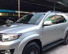 Bán Toyota Fortuner 2.5G sản xuất 2015, màu bạc  giá 826 triệu tại Tp.HCM