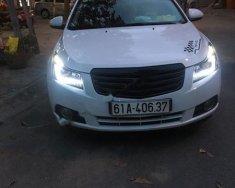 Bán Daewoo Lacetti CDX 1.8AT sản xuất năm 2011, màu trắng, 388 triệu giá 388 triệu tại Bình Dương