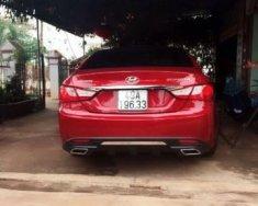 Bán xe Hyundai Sonata năm 2010, màu đỏ, 575tr giá 575 triệu tại Lâm Đồng