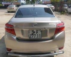 Bán Toyota Vios 1.5E đời 2015, màu kem (be) số sàn giá 480 triệu tại Hà Nội