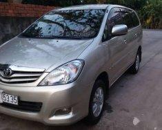 Bán Toyota Innova G năm sản xuất 2009, màu bạc giá 410 triệu tại Bình Dương