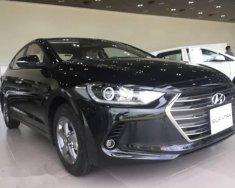 Bán xe Hyundai Elantra 1.6MT sản xuất năm 2018, màu đen giá 560 triệu tại Tp.HCM
