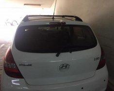 Bán Hyundai i20 1.4AT năm sản xuất 2012, màu trắng, nhập khẩu giá 366 triệu tại Tp.HCM