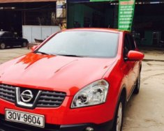 Bán Nissan Qashqai 2.0AT năm 2008, màu đỏ, xe nhập xe gia đình, 500tr giá 500 triệu tại Hà Nội