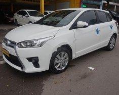 Bán xe Toyota Yaris 1.3G 2015, màu trắng, xe nhập   giá 598 triệu tại Hà Nội