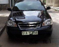 Bán xe Chevrolet Lacetti 1.6 đời 2011, màu đen   giá 278 triệu tại Tp.HCM
