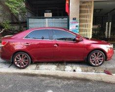 Bán Kia Forte SX sản xuất năm 2011, màu đỏ giá 435 triệu tại Đà Nẵng