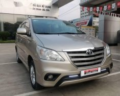 Cần bán lại xe Toyota Innova E sản xuất 2014 chính chủ giá cạnh tranh giá 585 triệu tại Hà Nội