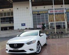 Cần bán gấp Mazda 6 2.5 AT năm 2015, màu trắng giá 765 triệu tại Hà Nội