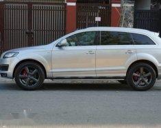 Cần bán xe Audi Q7 năm sản xuất 2008, màu bạc, nhập khẩu, giá chỉ 820 triệu giá 820 triệu tại Tp.HCM