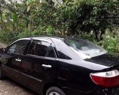 Bán Toyota Vios năm sản xuất 2005, màu đen giá 165 triệu tại Phú Thọ