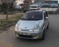 Bán Daewoo Matiz SE 2004, màu bạc xe gia đình giá 75 triệu tại Hà Nội