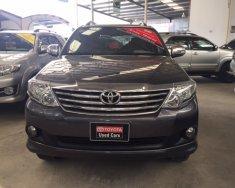 Bán xe Toyota Fortuner xăng, màu xám 2014 giá 830 triệu tại Tp.HCM