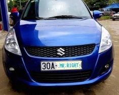 Cần bán Suzuki Swift 1.4 AT đời 2014, màu xanh lam giá 425 triệu tại Hà Nội
