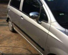 Cần bán xe Chevrolet Spark Van cuối đời 2012, màu bạc giá 123 triệu tại Đắk Lắk