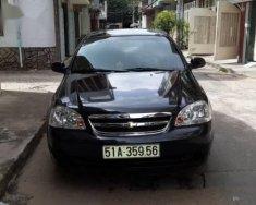 Bán ô tô Chevrolet Lacetti sản xuất năm 2011, màu đen   giá 280 triệu tại Tp.HCM
