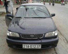 Bán Toyota Corolla sản xuất 1999, màu xám, nhập khẩu, giá 132tr giá 132 triệu tại Vĩnh Phúc