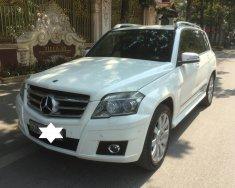 Cần bán Mercedes GLK 300 2009 nhập khẩu, màu trắng giá 655 triệu tại Hà Nội