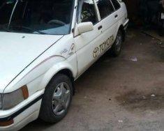 Bán ô tô Toyota Corolla 1986, màu trắng còn mới, giá chỉ 55 triệu giá 55 triệu tại Tp.HCM