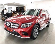 Bán Mercedes GLC300 sản xuất 2018, màu đỏ, hỗ trợ trả góp giá 2 tỷ 149 tr tại Hà Nội