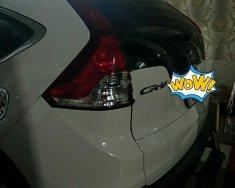 Bán xe Honda CR V sản xuất năm 2014, màu trắng, giá chỉ 800 triệu giá 800 triệu tại Tp.HCM