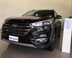 Bán Hyundai Tucson 1.6 AT Turbo năm 2018, màu đen giá 892 triệu tại Tp.HCM
