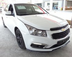 Cần bán gấp Chevrolet Cruze MT SX và ĐK 2016, màu trắng, xe gia đình đi rất ít giá 458 triệu tại Hà Nội