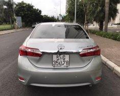 Bán ô tô Toyota Corolla altis 1.8G AT VVTI sản xuất năm 2017, màu bạc  giá 730 triệu tại Tp.HCM
