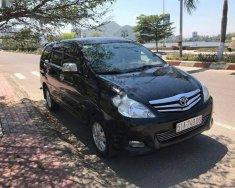 Bán xe Toyota Innova V sản xuất năm 2009, màu đen, giá chỉ 442 triệu giá 442 triệu tại Bình Định