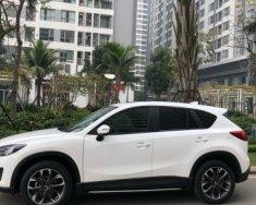 Cần bán gấp Mazda CX 5 2.5 AT đời 2016, màu trắng giá 896 triệu tại Hà Nội