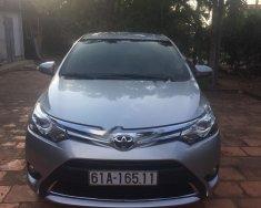Bán Toyota Vios G 2014, màu bạc   giá 485 triệu tại BR-Vũng Tàu