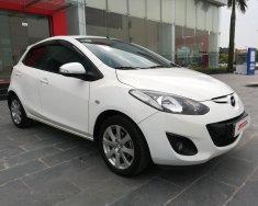 Bán Mazda 2 1.5AT đời 2013, màu trắng giá cạnh tranh giá 389 triệu tại Hà Nội