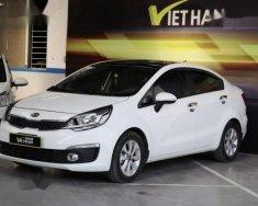 Cần bán Kia Rio 1.4AT đời 2016, màu trắng giá cạnh tranh giá 498 triệu tại Tp.HCM