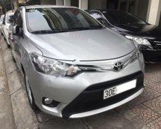 Chính chủ bán xe Toyota Vios 1.5E năm 2016, màu bạc giá 505 triệu tại Hà Nội
